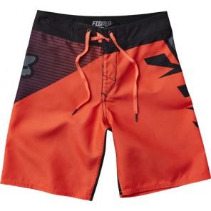Boardshort Fox Junior Diamond Flo Orange Y24