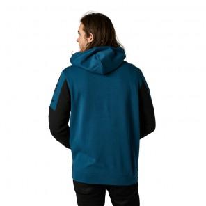 Bluza z kapturem FOX Dier niebieski