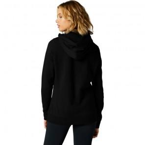 Bluza z kapturem FOX Lady Pinnacle czarny