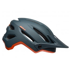 BELL 4FORTY INTEGRATED MIPS cliffhanger matte gloss slate orange kask-L