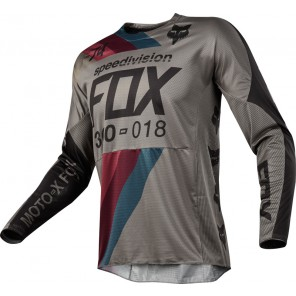 Bluza Fox 360 Draftr Charcoal L