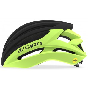 Kask szosowy GIRO SYNTAX INTEGRATED MIPS highlight yellow black roz. M (55-59 cm) (NEW)