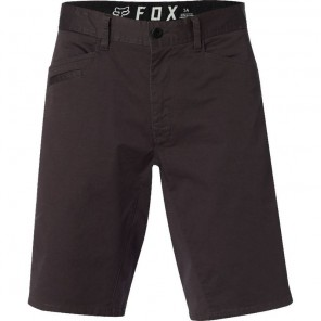 Spodenki Fox Stretch Chino Black Vintage 30