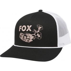 Czapka Z Daszkiem Fox Lady Live Fast Black Os