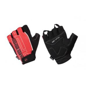 Accent Rękawiczki EL Nino czarno-czerwone S