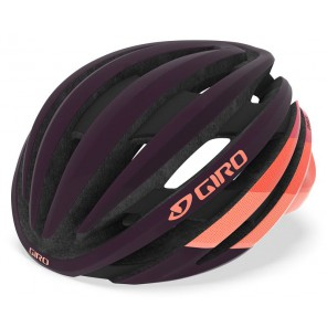 Kask szosowy GIRO EMBER INTEGRATED MIPS matte dusty purple bars roz. S (51-55 cm) (NEW) (GIRO STUDIO 2)