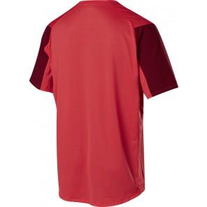 Koszulka Rowerowa Fox Flexair Moth Bright Red