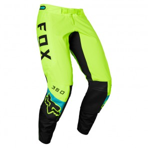 Spodnie FOX Junior 360 Dier yellow