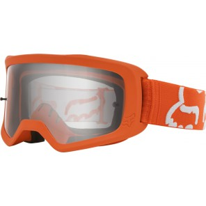 Gogle Fox Main Ii Race Flo Orange Os
