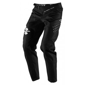 Spodnie juniorskie 100% R-CORE Pants black