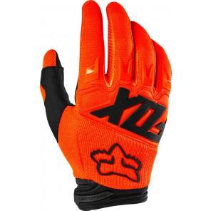 Fox Rękawiczki Dirtpaw Race Flo Orange
