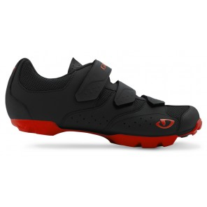 Buty męskie GIRO CARBIDE R II black red roz.44 (NEW)