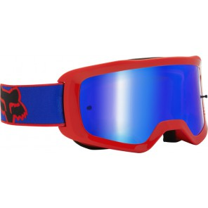 Gogle FOX Main Oktiv Red (szyba spark blue)