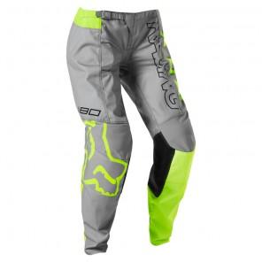 Spodnie FOX Lady 180 Skew Steel Gray