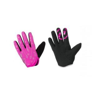 Accent Rękawiczki dziecięce Elsa różowe S/M
