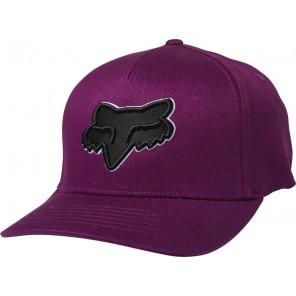 Czapka Z Daszkiem Fox Epicycle Flexfit Dark Purple S/m