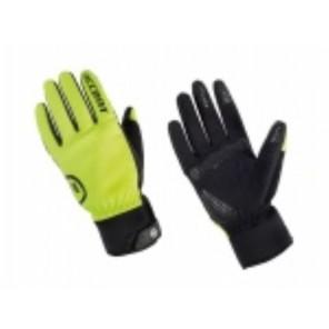 Accent Rękawiczki ocieplane Igloo żółte fluo XL
