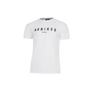 T-shirt NS BIKES Classic White
