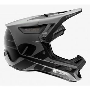 Kask full face 100% AIRCRAFT COMPOSITE Helmet LTD black