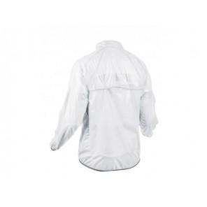 Kurtka AUTHOR Rain Dintex przeciwdeszczowa biała-przezroczysta S