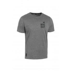 T-shirt ROCDAY Pine melanż