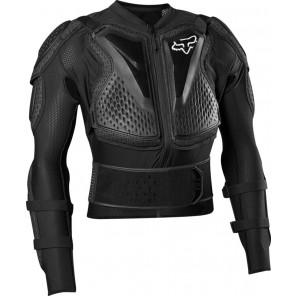 Koszulka Z Ochraniaczami Fox Titan Sport Black