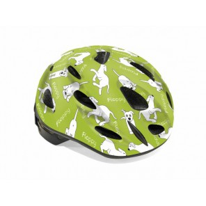 Kask AUTHOR FLOPPY zielony (pieski) 48-52