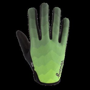 Rękawiczki FLOW  zielony M