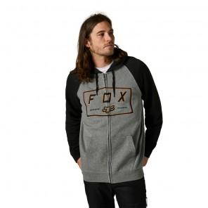 Bluza z kapturem FOX Badger szary