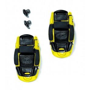 SIDI Klamry CALIPER BUCKLE czarno-żółte