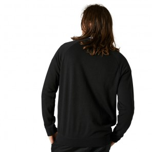 Bluza FOX Pinnacle Crew czarny