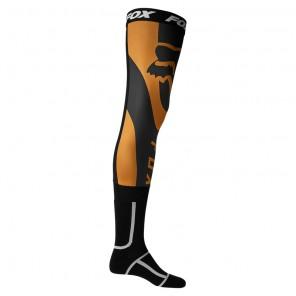 Skarpetki FOX Mirer Knee Brace black/gold