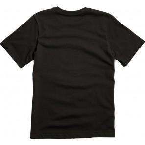 T-shirt Fox Junior Test Your Luck Black