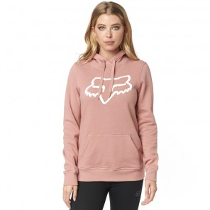 Bluza Fox Lady Z Kapturem Centered Blush M