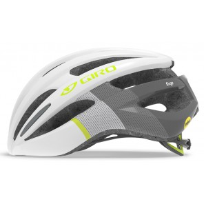 Kask szosowy GIRO SAGA INTEGRATED MIPS matte white grey citron roz. M (55-59 cm) (NEW)