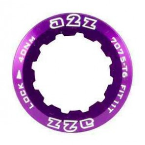 Lock ring Shimano/Sram 11T fioletowy
