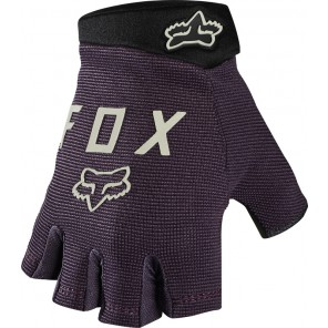 Rękawice Fox Lady Ranger Gel Short Dark Purple