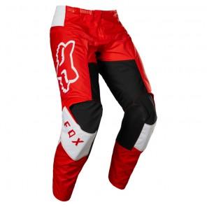 Spodnie FOX Junior 180 Lux czerwony