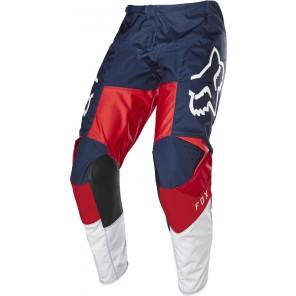 Spodnie Fox 180 Honda Navy/red 32