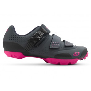 Buty damskie GIRO MANTA R dark shadow bright pink roz.40 (NEW)