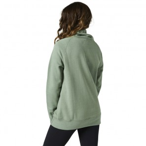 Bluza FOX Lady Clean UP Pullover sage