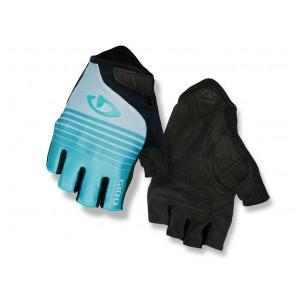 Rękawiczki damskie GIRO JAG'ETTE krótki palec mint glacier roz. L (obwód dłoni 190-210 mm / dł. dłoni 170-177 mm)