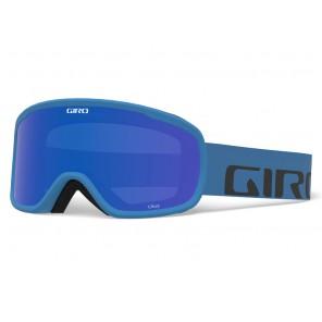 Gogle zimowe GIRO CRUZ BLUE WORDMARK (szyba GREY COBALT 10% S3)