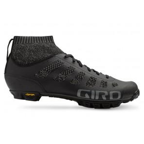 Buty męskie GIRO EMPIRE VR70 KNIT black charcoal roz.44 (NEW)