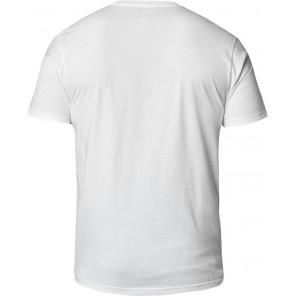 T-shirt Fox Lightspeed Moth Prem Optical White