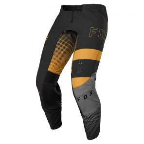 Spodnie FOX Flexair Riet Black
