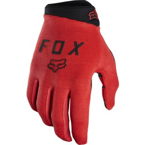 Rękawice Fox Junior Ranger Bright Red
