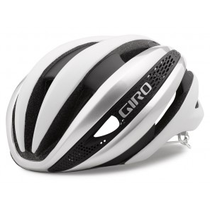 Kask szosowy GIRO SYNTHE INTEGRATED MIPS matte white silver roz. S (51-55 cm) (NEW)