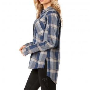Koszula Fox Lady Flown Flannel Dust Blue S