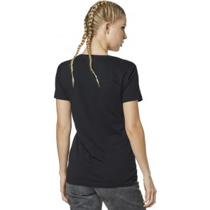T-shirt Fox Lady Richter Black